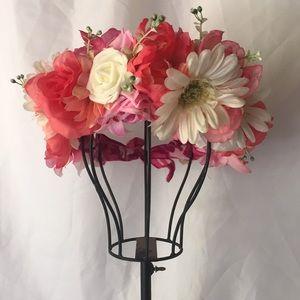 Accessories - Artificial flower crown
